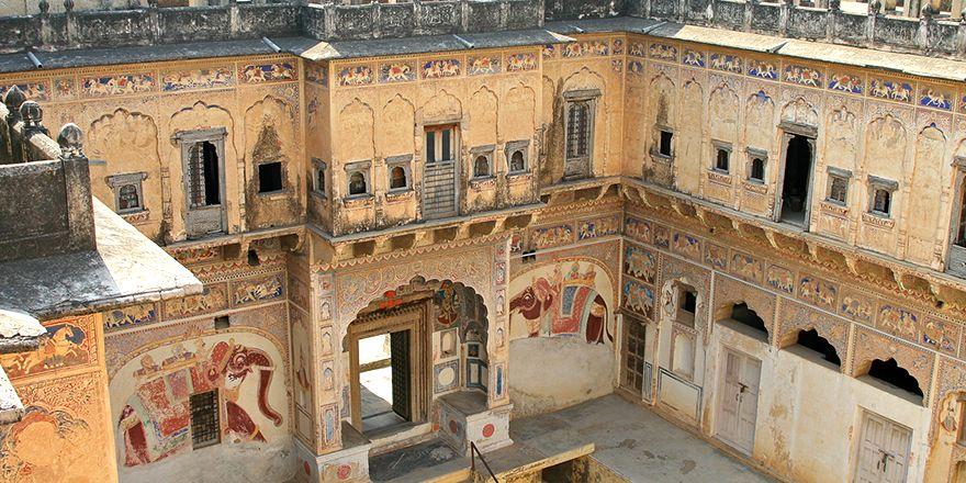 Viagem para Índia com Haridwar