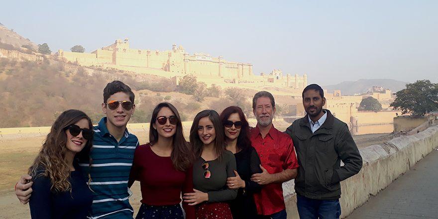 Triângulo dourado Índia viagem com Amritsar