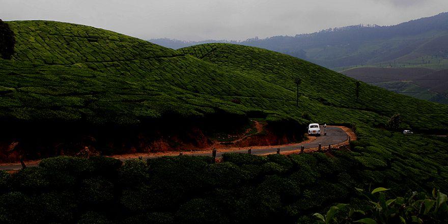 Viagem para o sul da Índia