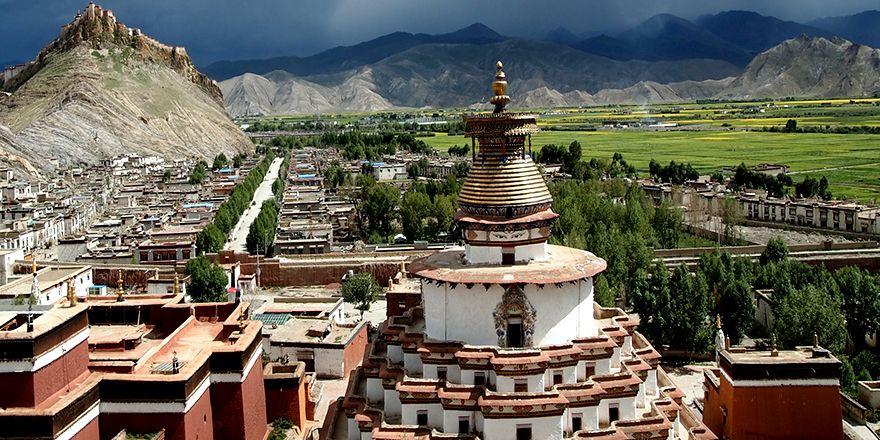 Viajar para a Índia com o Nepal e o Tibete