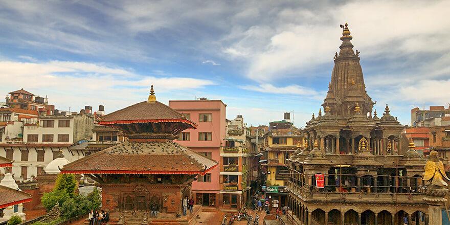 Viagem a India e Nepal